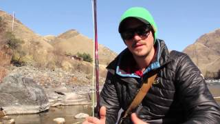 Salmon River - Fly Fishing Documentary