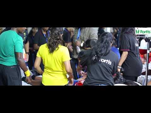 Fortis Hospitals Bangalore - Medical Partner for TCS World 10K