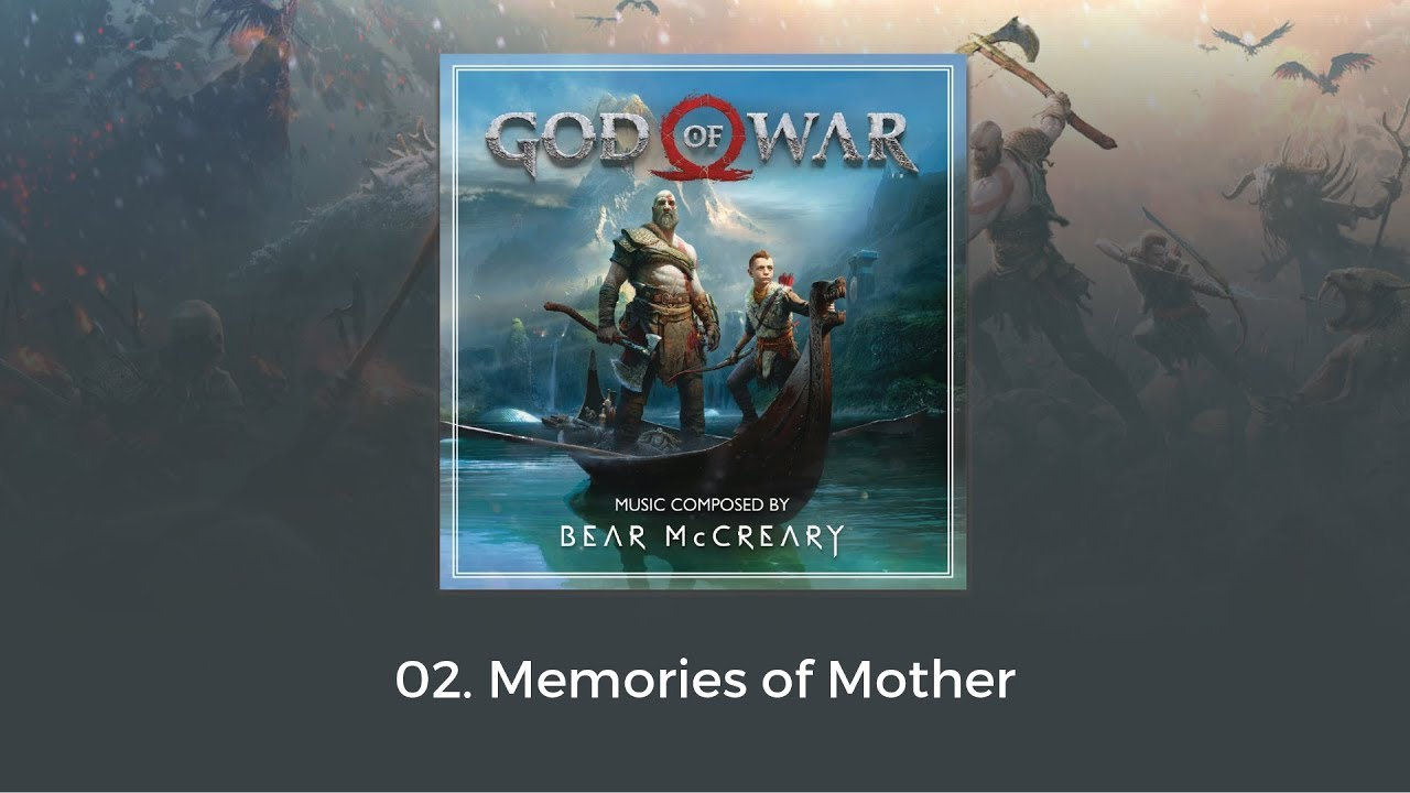Original Soundtrack Song List for God of War | Shacknews