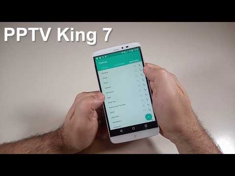 PPTV King 7 Incoming Call And A Lot Of Pre-intalled Ringtones