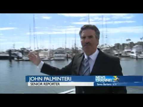 Santa Barbara Harbor Boat Theft