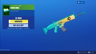 🔵 GIFTING FADED COOL WRAP TO A SUBSCRIBER! | (EU) Custom Matchmaking | (Fortnite Battle Royale)