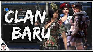 CLAN BARU LAMBANG BARU NAMA CLAN BARUUU !! [Point blank Garena Indonesia]