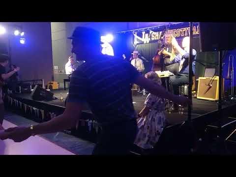 Becky Lynn Blanca with Dave Stuckey & the 4 Hoot Owls  Whos Sorry Now  LA Shag Festival 18