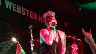Otep Zero/Crooked Spoons live in NYC May 9th 2016
