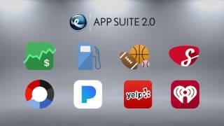 لكزس Enform التطبيق Suite 2.0 - إعداد