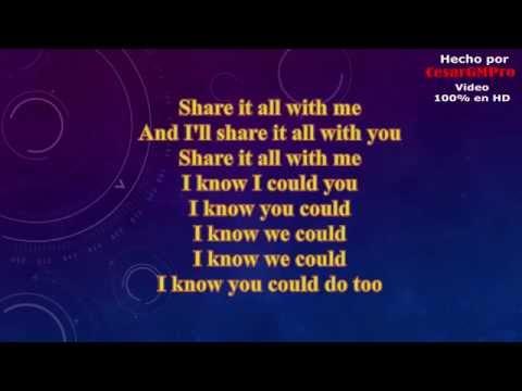 Jessie Ware - Share It All Lyrics