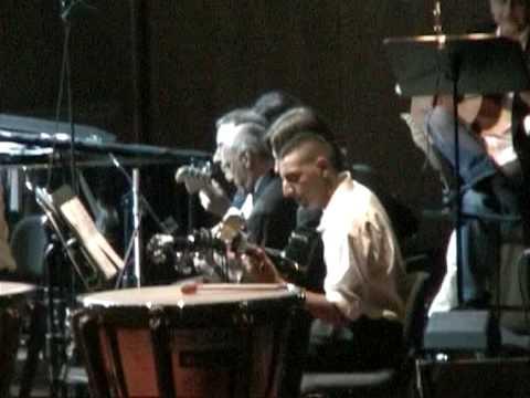 stefano piccolo orchestra di chitarre auditorium parco della musica sala santa cecilia 2009