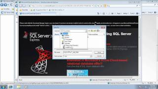 How to Install SQL Server 2008 R2 Express