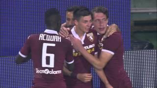 Il gol di Baselli - Torino - Milan 1-1 - Serie A TIM 2015/16