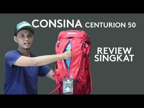 Jangan Beli Consina Centurion 50L Sebelum Nonton Video Ini from YouTube · Duration:  6 minutes 57 seconds