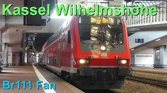 Br111 Fan [Doku]: Bahnhof Kassel Wilhelmshöhe (2018)