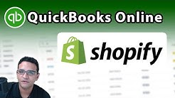 Sync Shopify with QuickBooks Online