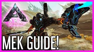 Mek Guide for ARK: Extinction