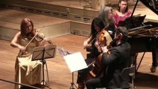 Martha Argerich, Maria Solozobova, Lyda Chen, Antoine Lederlin