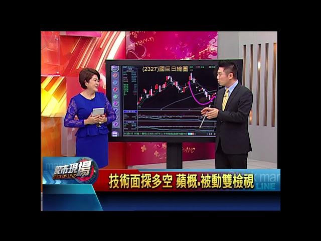 股市現場*鄭明娟20180727-7【蘋概.被動 籌碼檢視 融資維持率(國巨)】(陳威良)