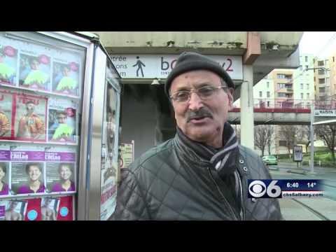 CBS6 News Albany, NY 630pm
