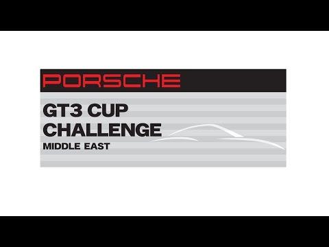 Porsche GT3CCME - Race 1
