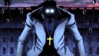Hellsing  OVA 08 рус