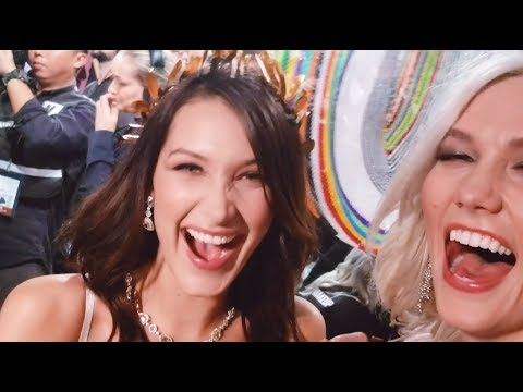 Behind the Scenes at the Victoria's Secret Fashion Show | Vlog | Karlie Kloss