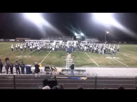 Lowellville High School Alumni Band Night 2015