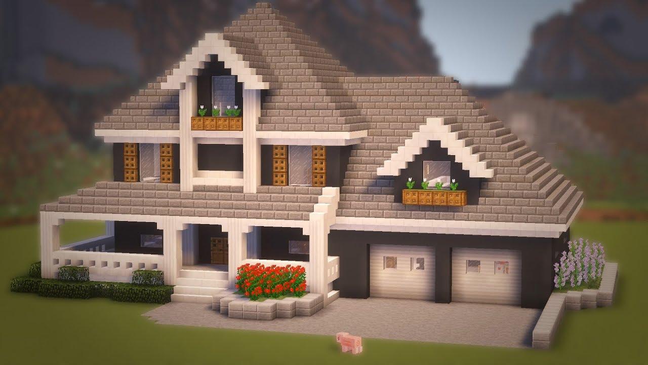 Майнкрафт как сделать дом мечты фото 379
