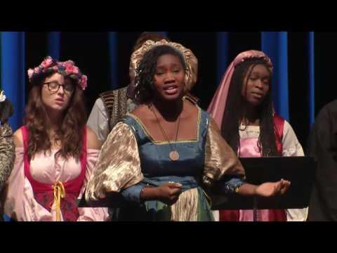 McDaniel college Madrigal Singers - Millennium Stage (November 10, 2016)