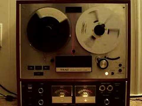 TEAC A-4010s Playing Lee Ann Womack