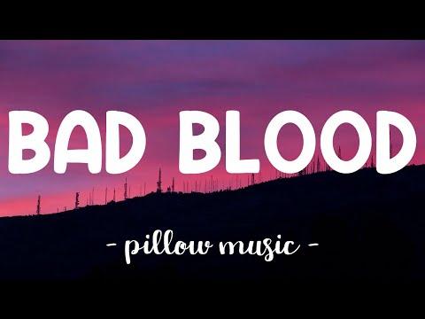Bad Blood - Taylor Swift (Lyrics) 🎵 indir