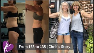 Chris's Weight Loss Transformation Story