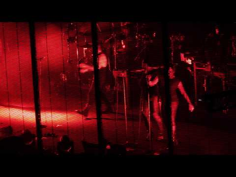 NIN NINE INCH NAILS - ALL TIME LOW - BARCLAYS CENTER BROOKLYN NY 10-14-13
