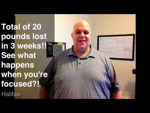 Week 3 results from Focus T25. This really...