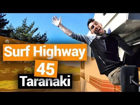 Surf Highway 45: Taranaki Road Trip - New Zealand's Biggest Gap Year – BackpackerGuide.NZ