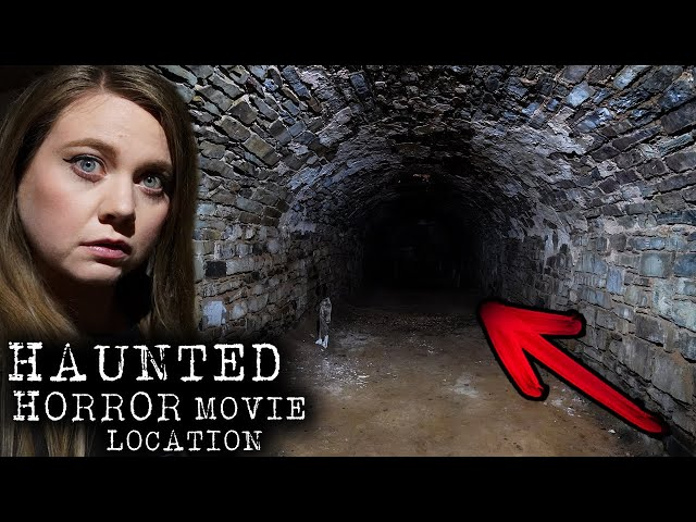 REAL Haunted Horror Movie Location | Unicorn Brewery Cellars | Part 1
