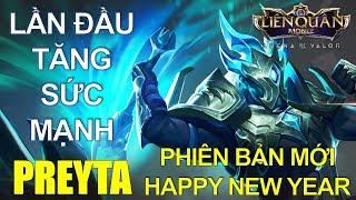 Rồng Preyta lần đầu tiên được tăng sức mạnh trong bản update mới Chúc mừng năm mới Liên quân