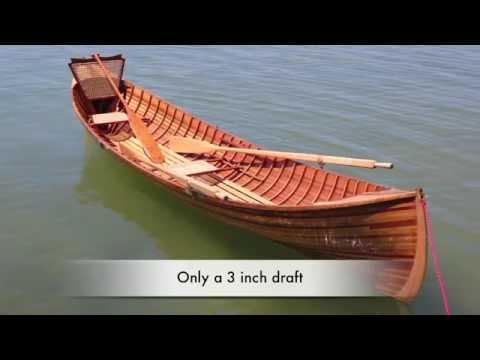 Making An Adirondack Guideboat Youtube