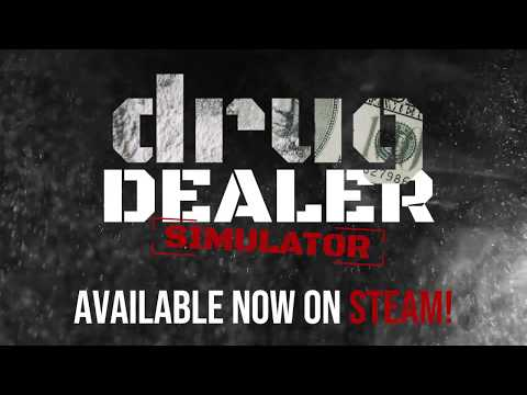 Drug Dealer Simulator - Launch Trailer