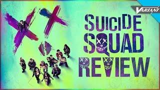 Suicide Squad Movie REVIEW!