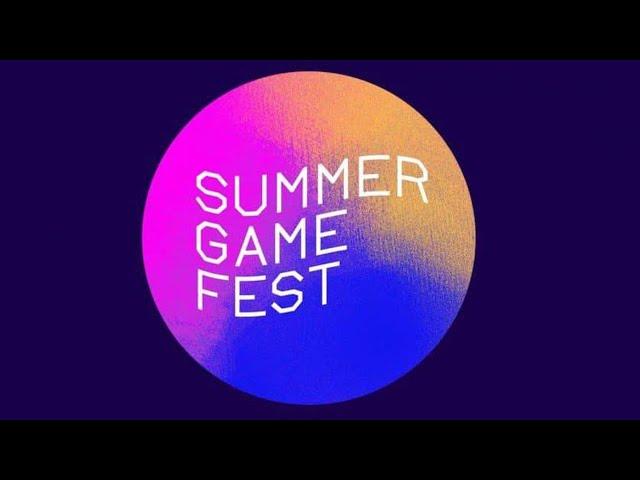Summer Gamer Fest 2021 - AO VIVO - Anúncios e Muitas Novidades sobre Games!!!