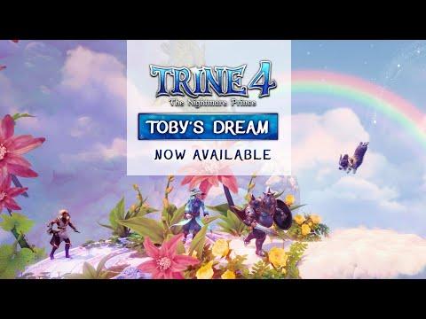 Trine 4: The Nightmare Prince - Toby's Dream DLC Trailer