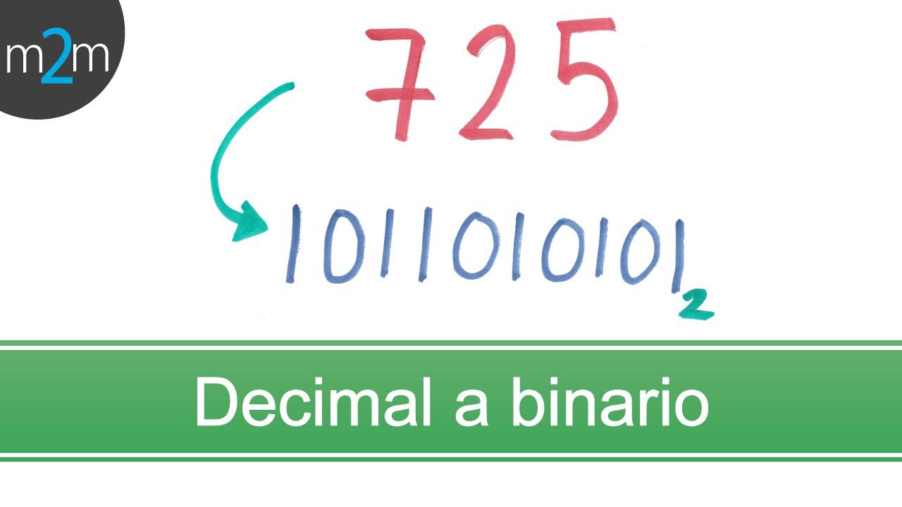 suma de binarios online dating
