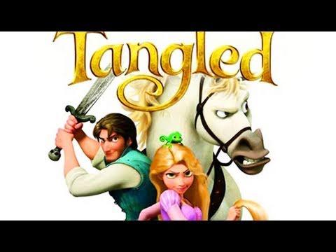Tangled Trailer 2 aka Disney's Rapunzel, Despicable Me 2, Gnomeo & Juliet: Beyond The Trailer