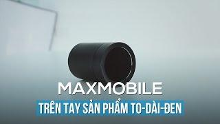 Trên tay sản phẩm to - dài - đen của Xiaomi!
