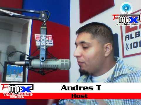 The Mix Talk Radio - Episode 72: New Mexico Renegades Hockey