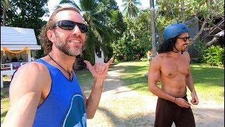 Ko Phangan, Thailand | A Hippie Backpacker Paradise