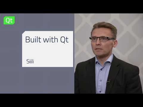 Siili Solutions design and develop faster with Qt