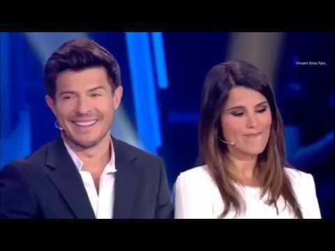 "Vincent Niclo & Karine Ferri: émission "" Money Drop "" (2014)"