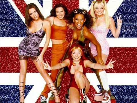 Клип Spice Girls - Wannabe - Radio Edit