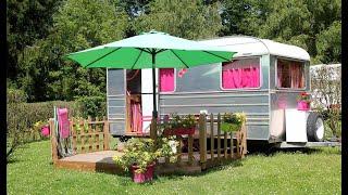 Au Coeur de la Forêt - Camping Picardie