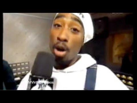 Tupac Shakur Introduces